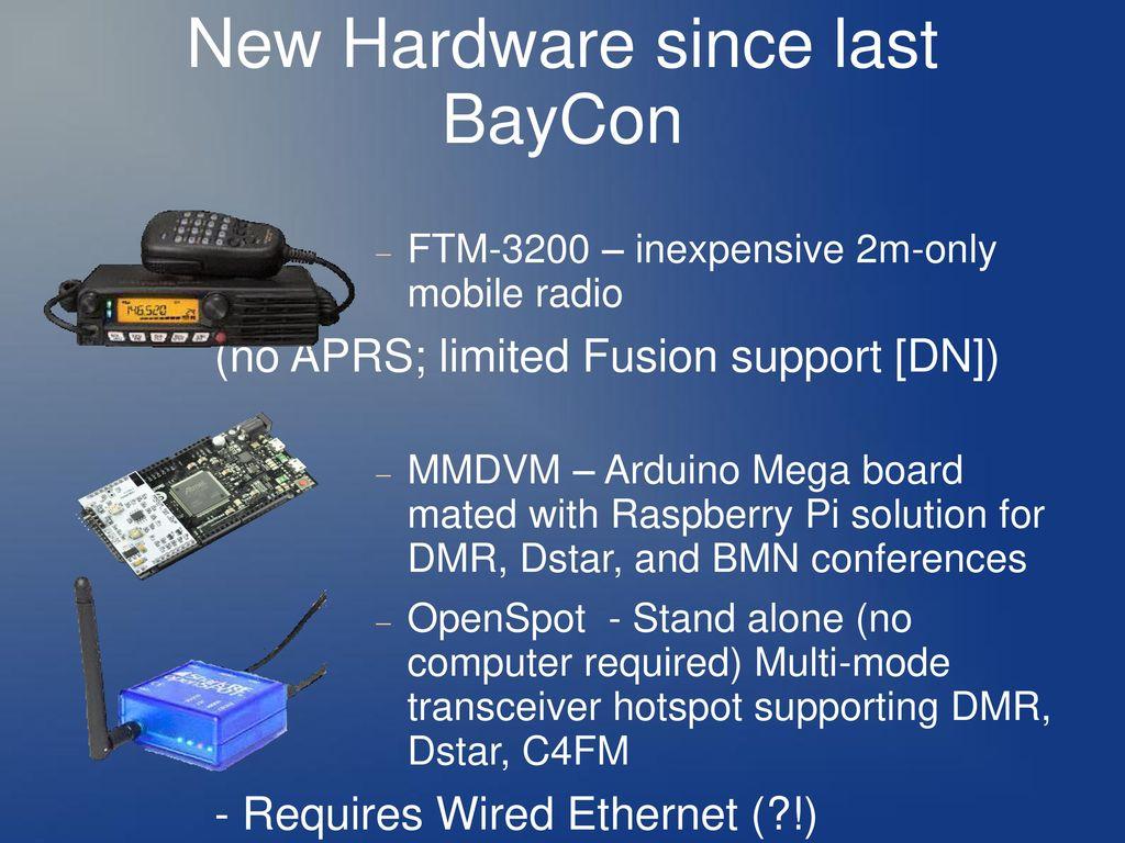 Yaesu Dr1 X To Mmdvm Arduino Wire Diagram Free Download Wiring Online Fusion C4fm Update Ppt Video At