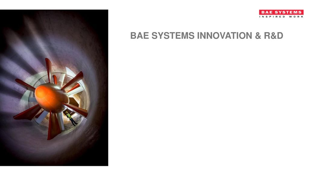 BAE Systems Innovation & R&D