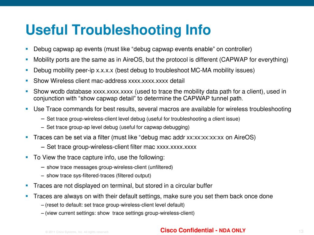 Wireless Partner TAC Tips Oct 18, ppt video online download