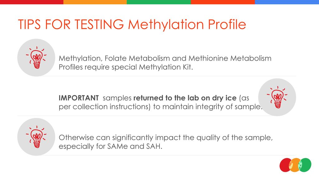 Testing METHYLATION and BEYOND - ppt video online download