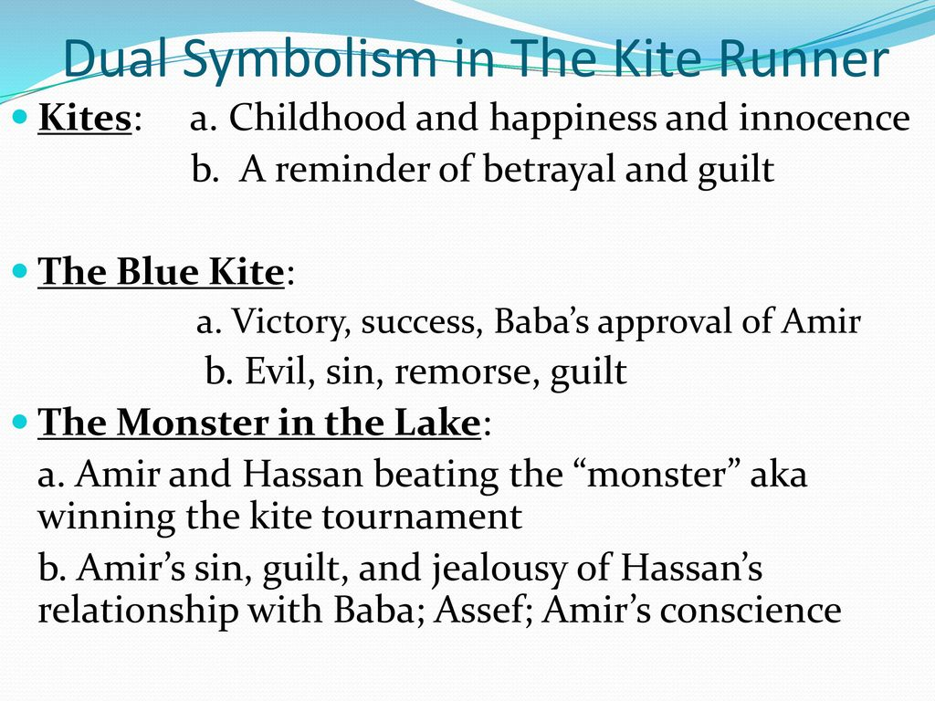 characterization of amir in the kite runner