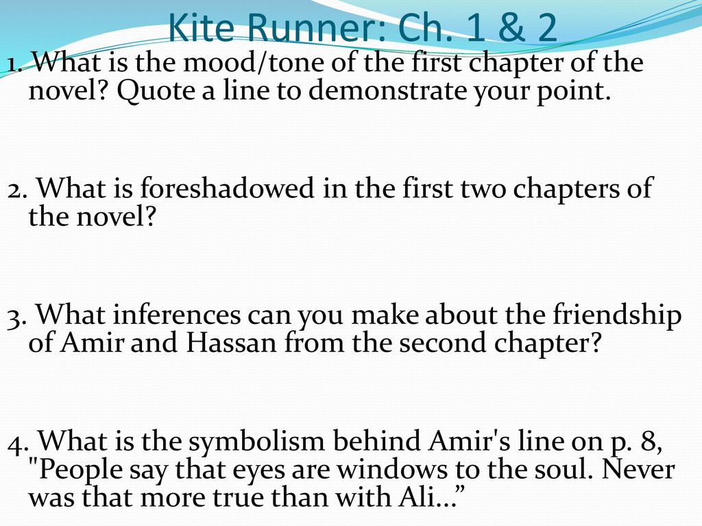 define kite runner