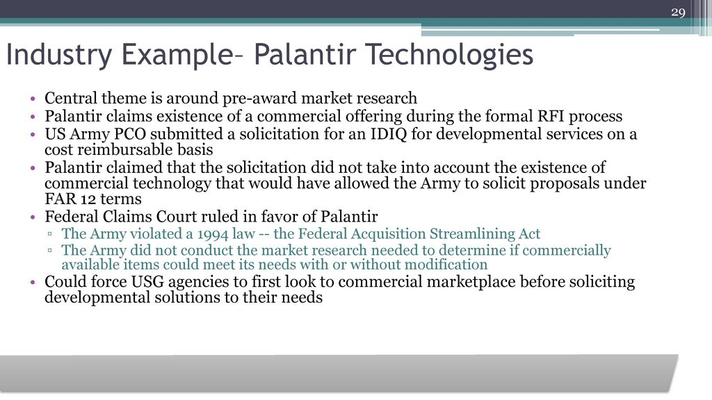 Commercial Item Determination and Price Reasonableness - ppt