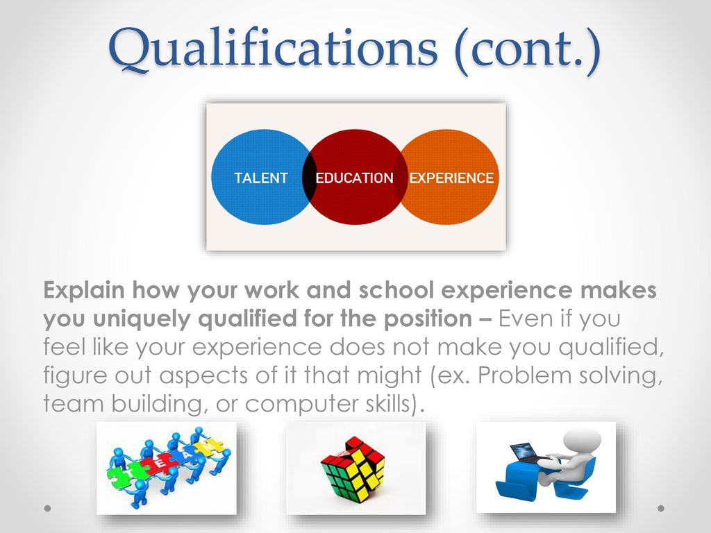 How To Write A Reader Oriented Letter Of Application Ppt Video