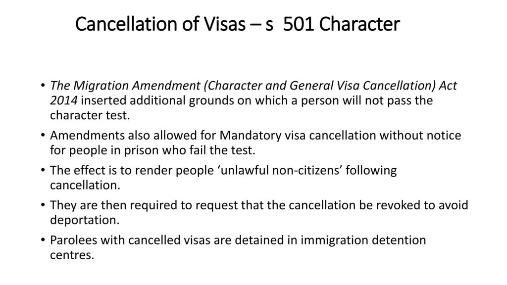 So you want to be a migration agent ppt download 56 cancellation of visas thecheapjerseys Images