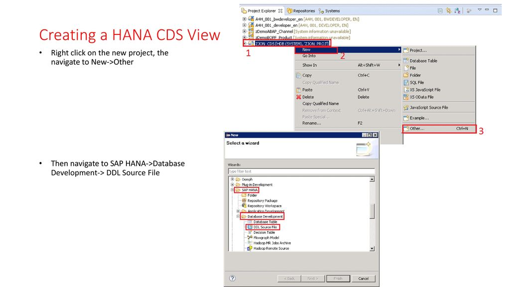 Cds Views Vs Hana Views