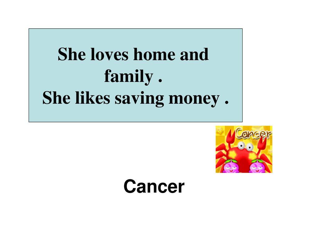she likes money he likes love