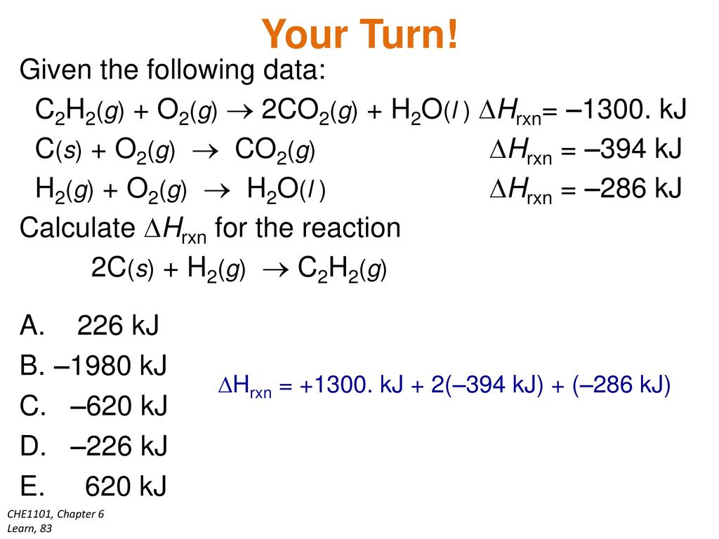 Energy & Chemical Change - ppt download