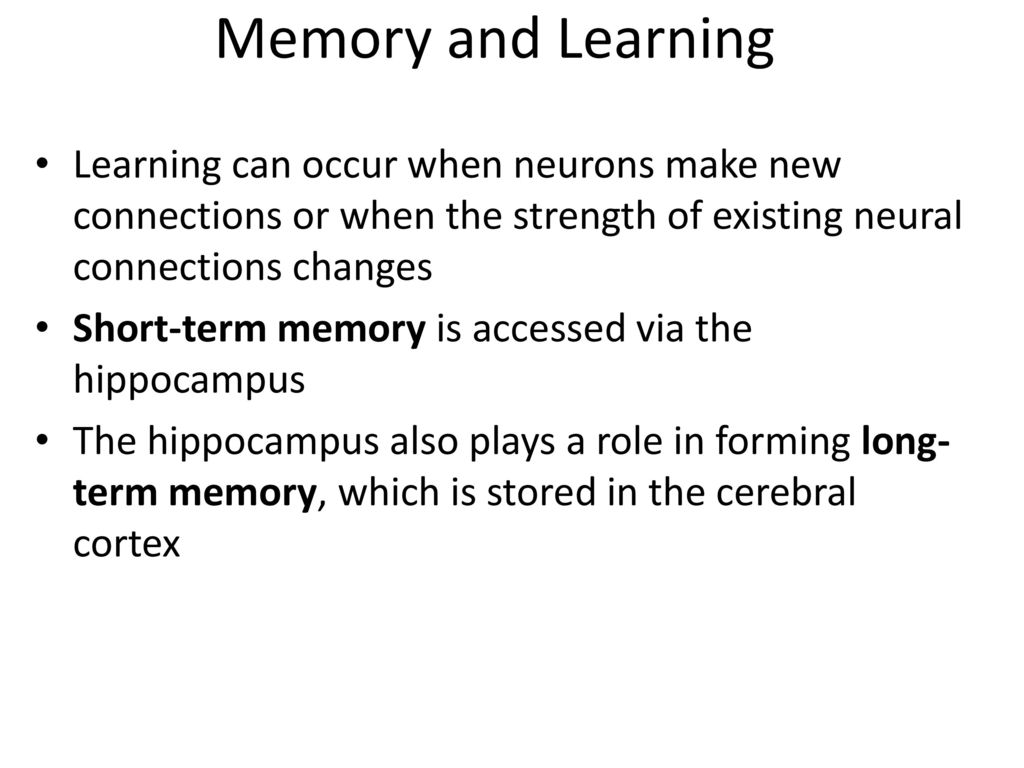strength of memory Long term memory tulving's ideas are identified in the specification, so you need to know about the different types of declarative and non-declarative memory, examples of them in use as well as how to apply them and evaluate the theory as a whole.
