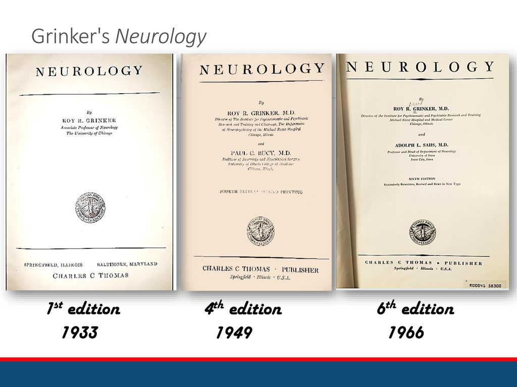 Early Chicago & Midwest Neurology - ppt video online download