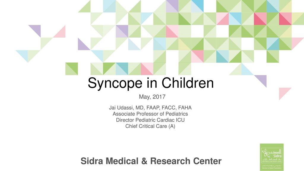 Sidra Medical & Research Center - ppt download