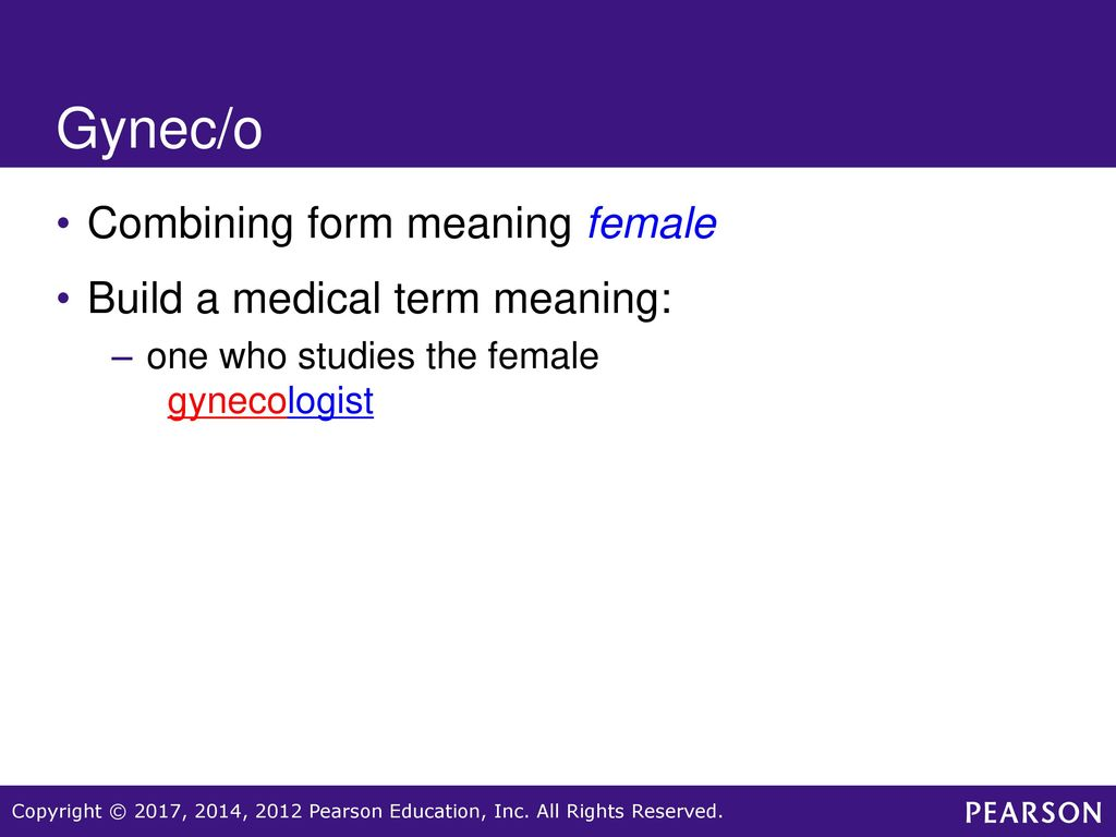 Medical Terminology: Get Connected! - ppt download