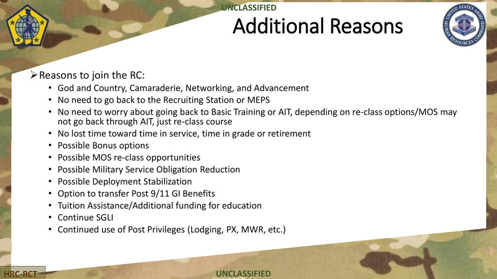 U S  Army Human Resources Command - ppt download