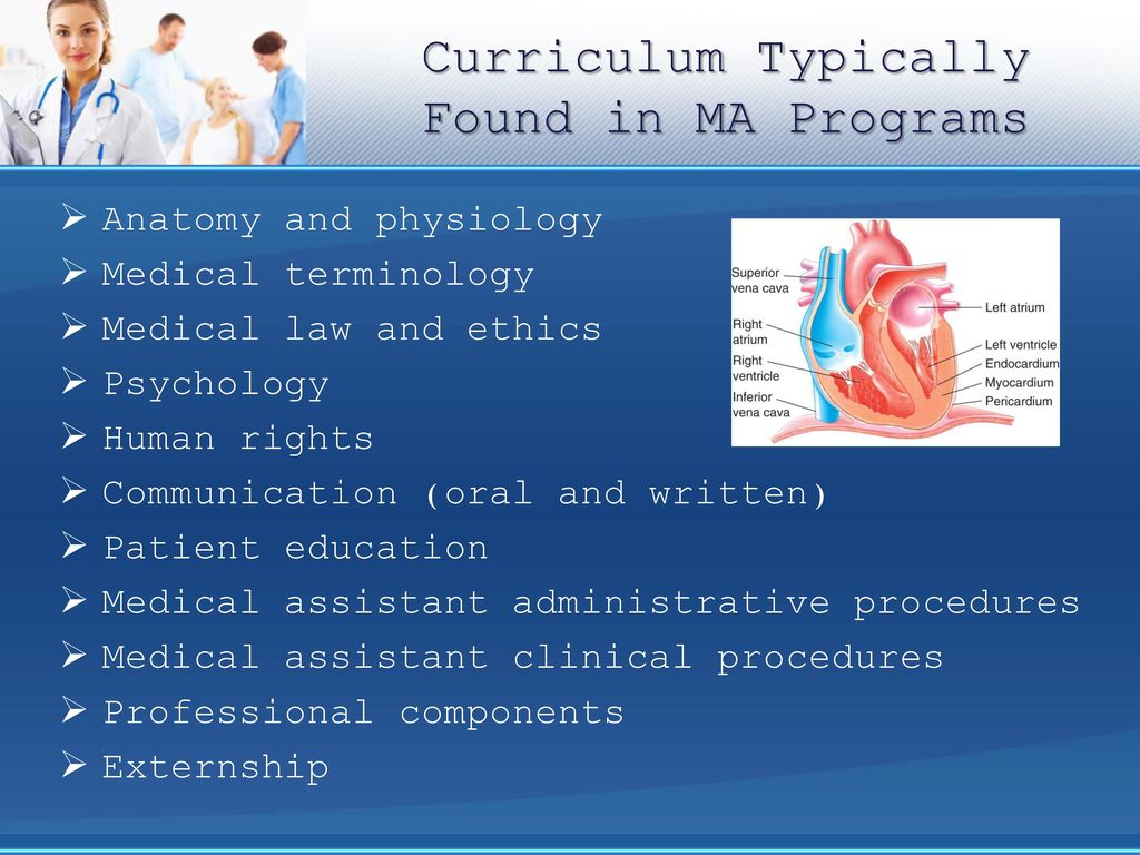 Medical Assistants: The Profession - ppt download