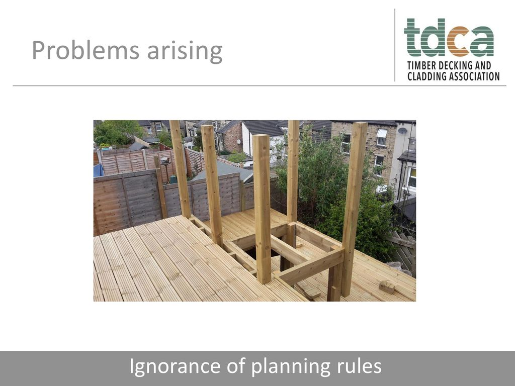 Janet sycamore timber decking and cladding association ppt download