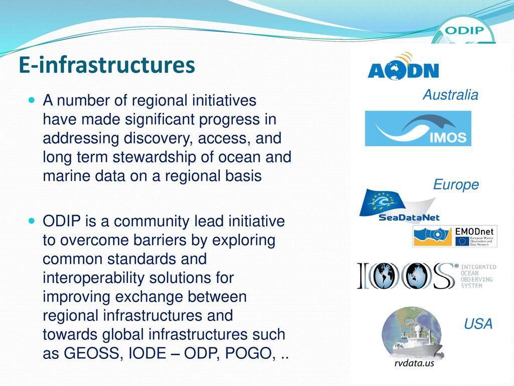 Ocean Data Interoperability Platform I & II - ppt download