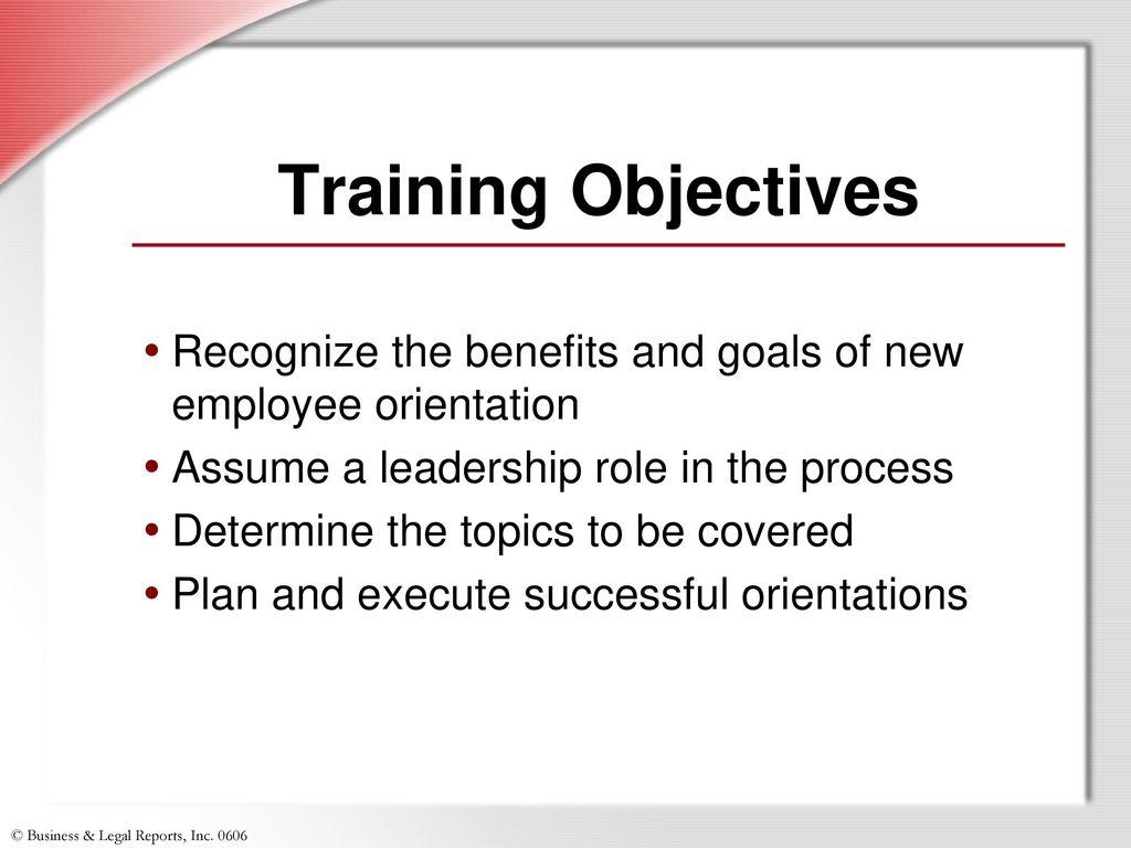 new employee orientation presentation
