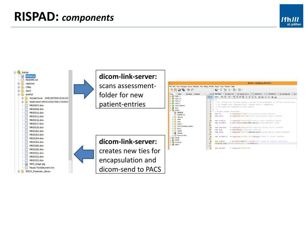 RISPad: Radiological Information System – notePad - ppt download