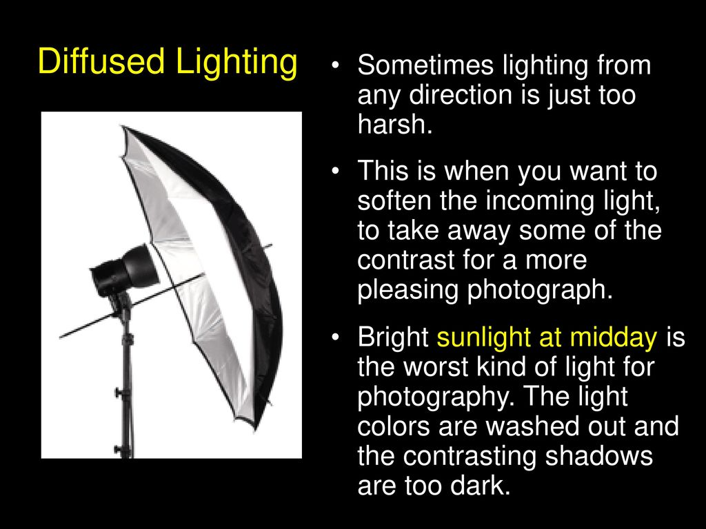 Two Major Categories of Light Sources - ppt download