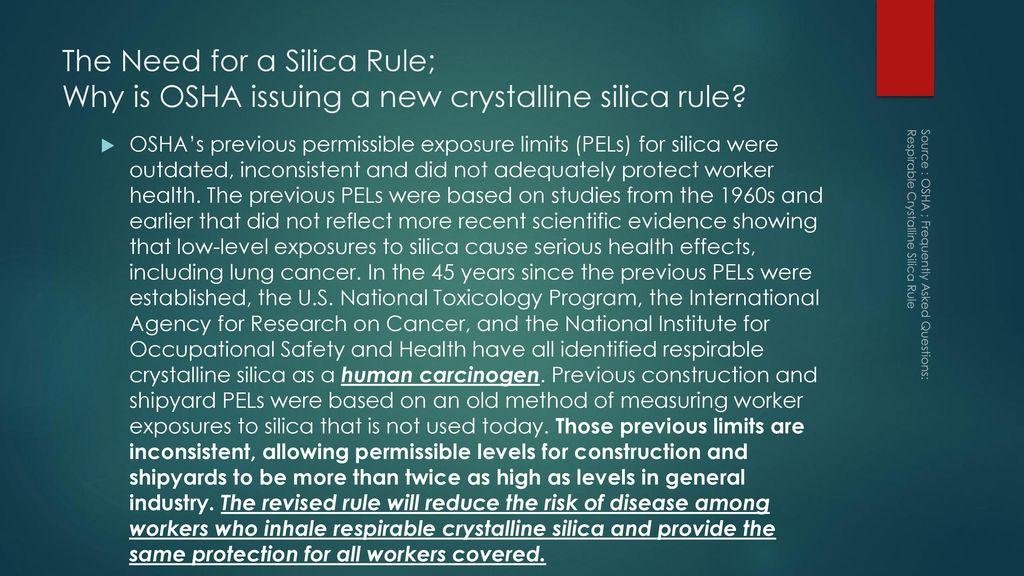respirable crystalline federal register - 1024×576