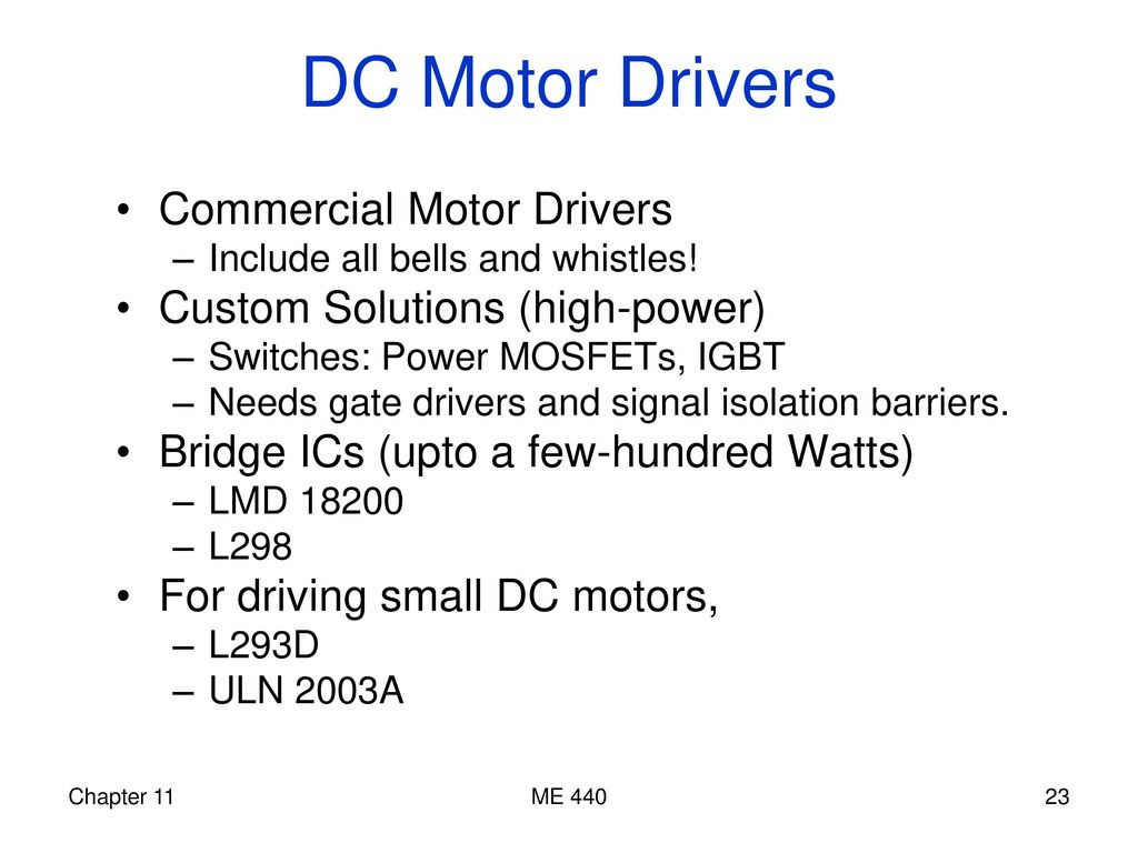 Me 440 Numerically Controlled Machine Tools Ppt Video Online Download Lmd18200 For Sensing And Controlling Motor Current Circuit Diagram Dc Drivers Commercial