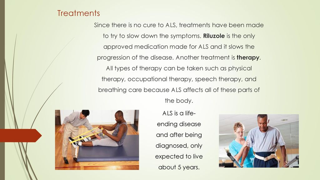 Amyotrophic Lateral Sclerosis (ALS) - ppt video online download