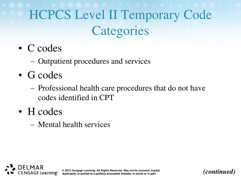hcpc codes for wheelchairs