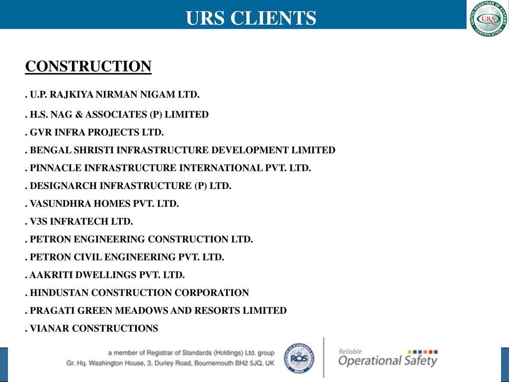 a member of Registrar of Standards (Holdings) Ltd  Group - ppt download