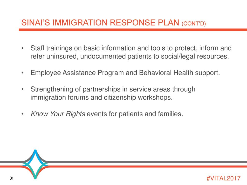 Immigration and Health Care: Resources for Essential