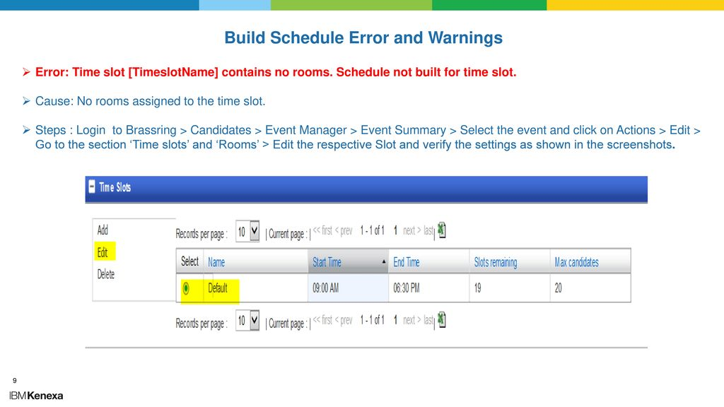 IBM Kenexa BrassRing on Cloud: - ppt download