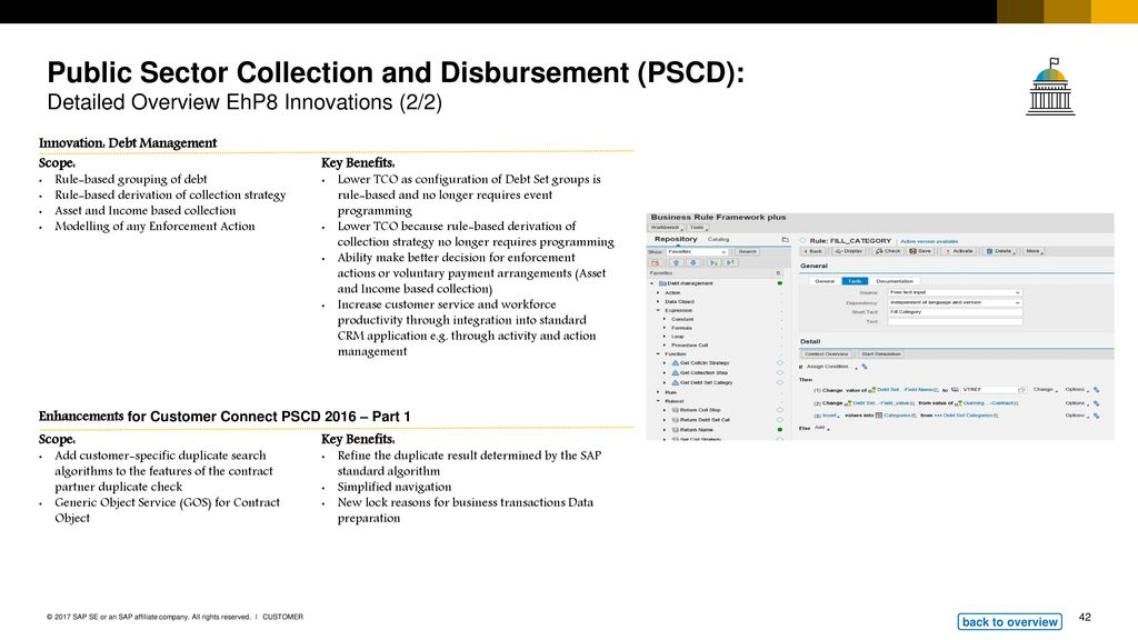 What is new in Enhancement package 8? - ppt download