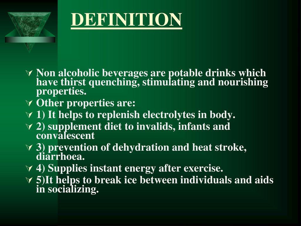 ALCOHOL FREE DRINKS By-: Anita Sharma IHM, Pusa - ppt video