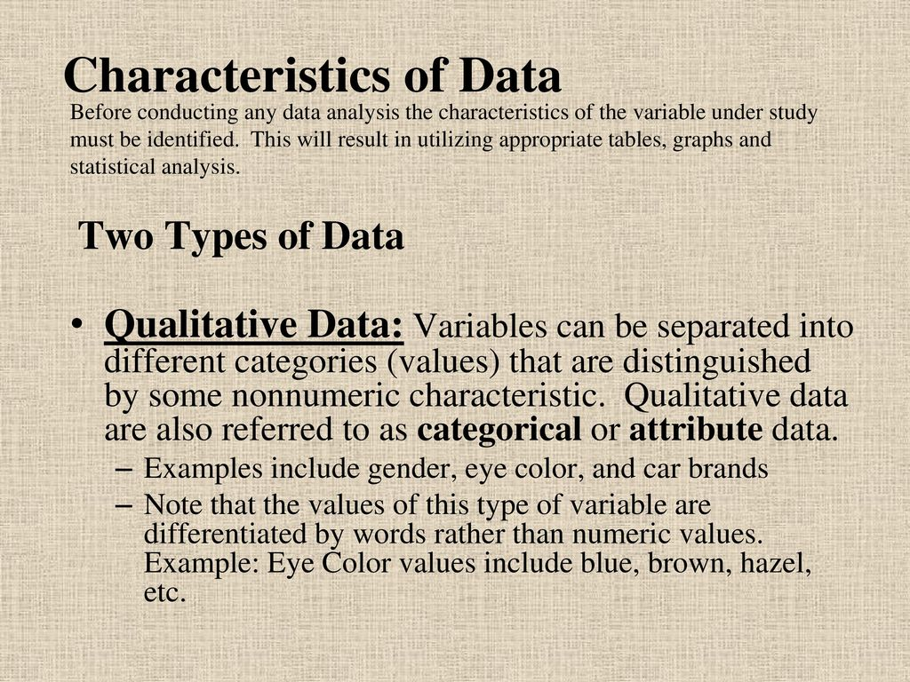 The Nature of Statistics: - ppt download