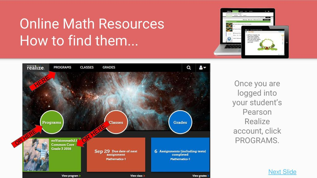 Parent Guide to enVisionMath2 0 Online Resources - ppt video online