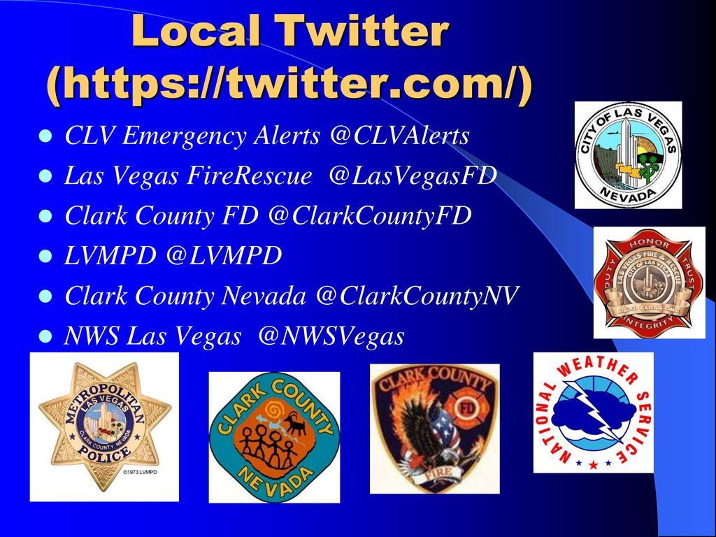 Emergency Communications for the Layman - ppt download