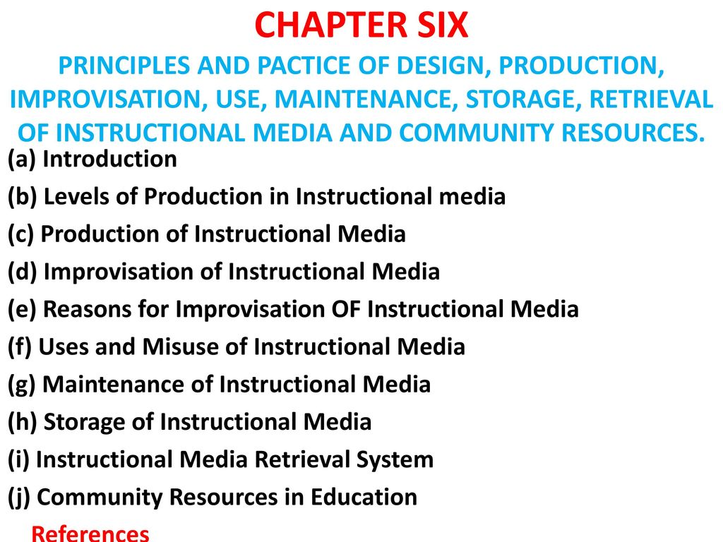 improvization of instructional materials 1 20 teachers of poor learning environment: implications for the improvisation of science teaching aids/instructional materials in science education.