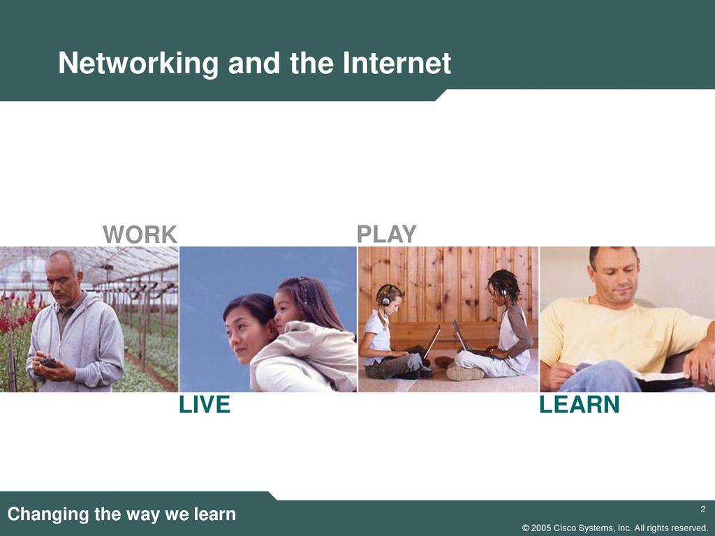 Cisco Networking Academy Program - ppt download