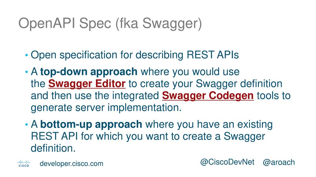 DevNet API Scavenger Hunt - ppt download