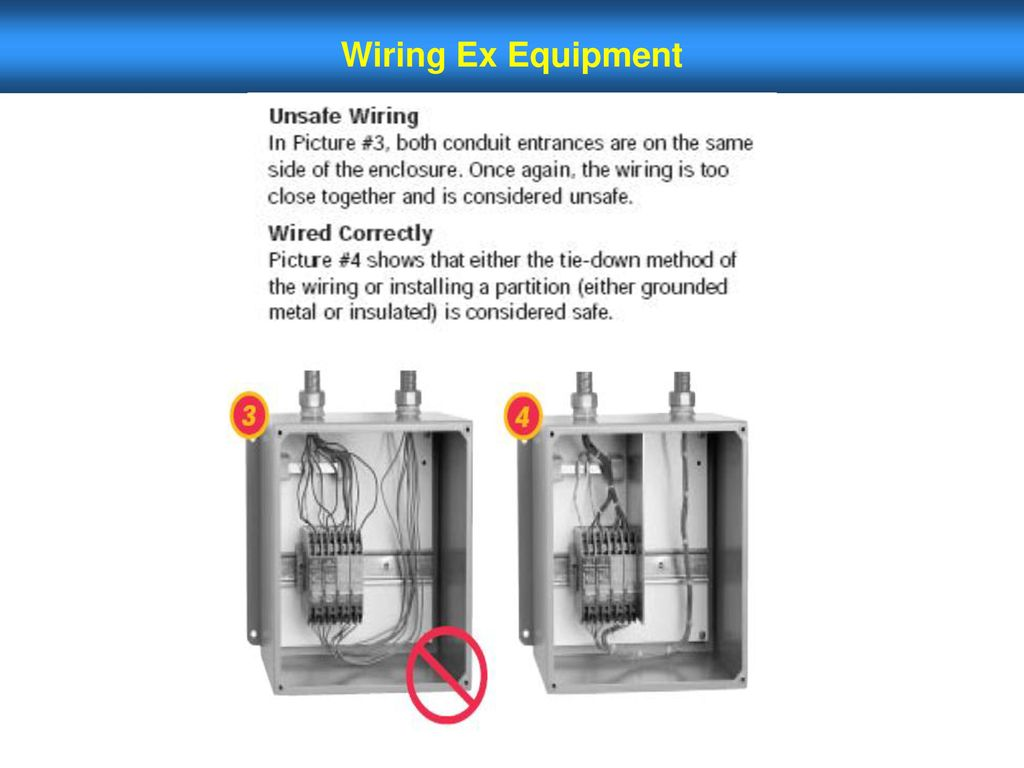 Electrical Equipment In Hazardous Areas Ppt Download Indeeco Electric Heater Wiring Diagram Free 97 Ex