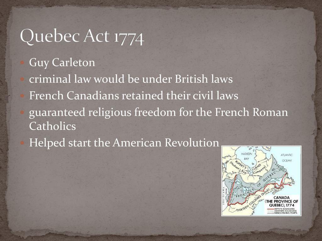 guy carleton american revolution