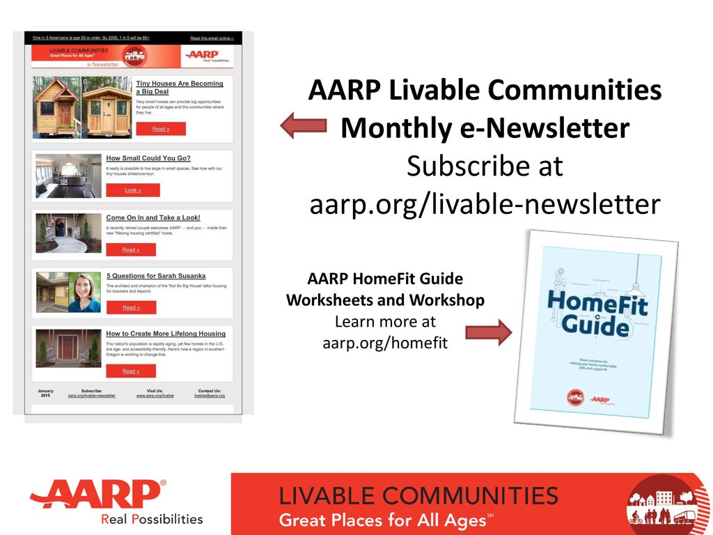 dating AARP org