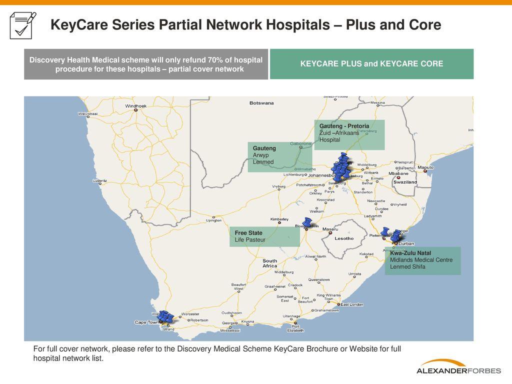 keycare plus hospitals 2018