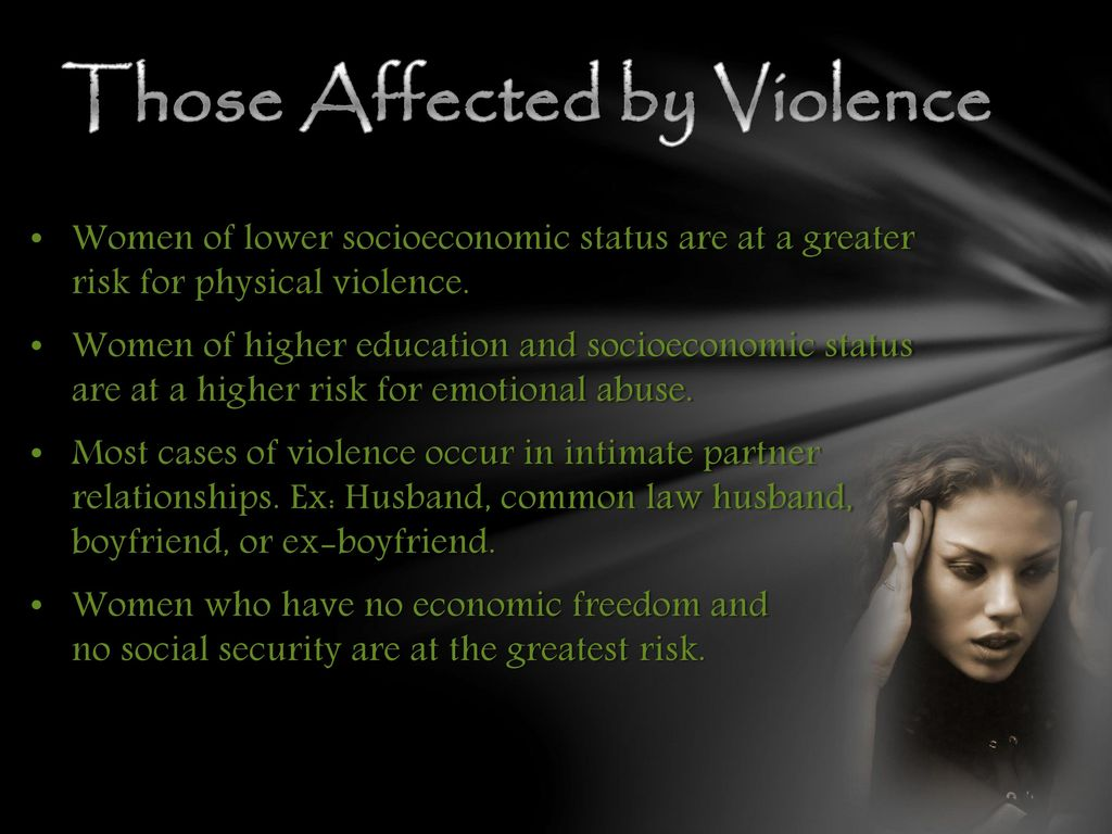 Violence Against Women - ppt download