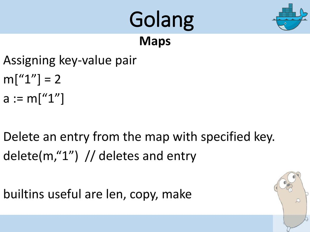 History of Com – Golang - ppt video online download on