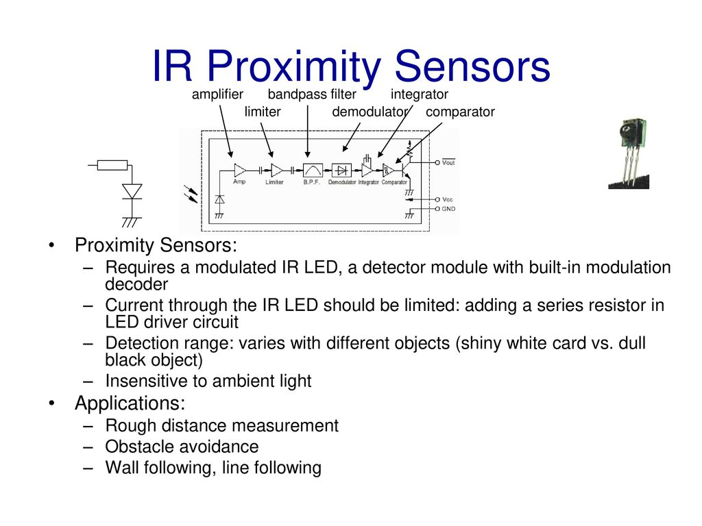 Ir Led Driver Schematic Trusted Wiring Diagram 38khz Circuit Introduction Industrial Robot Requires Sensory Feedback To Ppt Cree