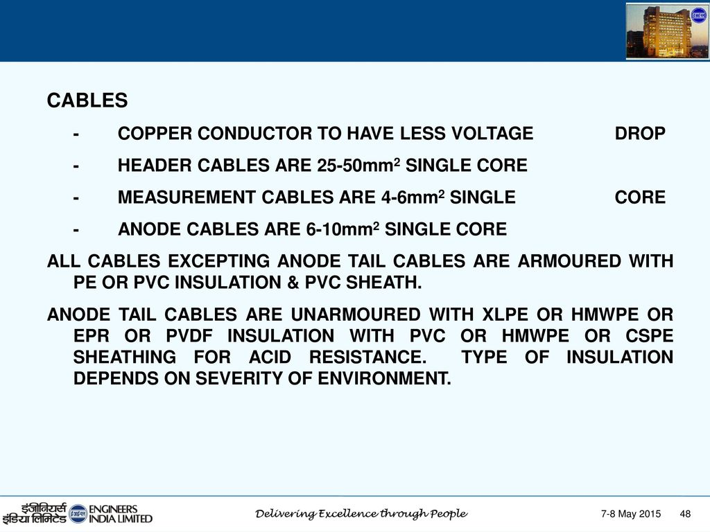 FUNDAMENTALS OF CATHODIC PROTECTION AND ITS APPLICATION - ppt download