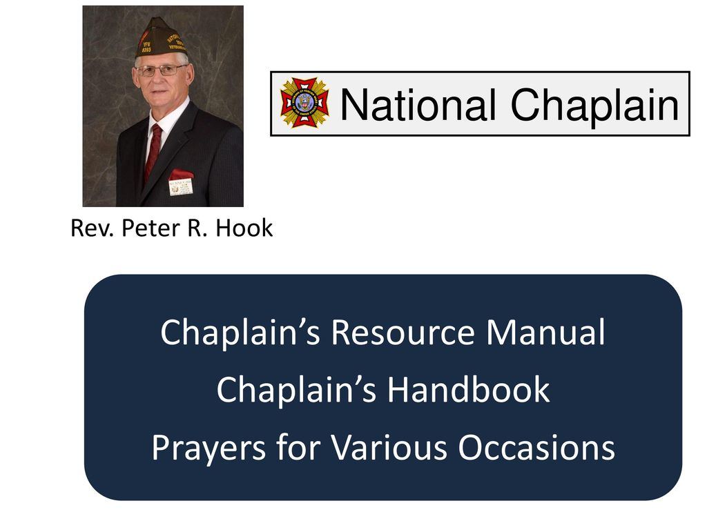 118th vfw national convention ppt download rh slideplayer com VFW Chaplain Ribbon VFW Post Chaplain Badge