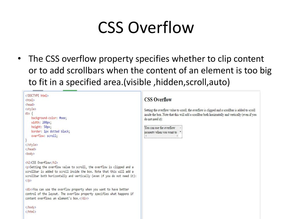 CSS  - ppt video online download