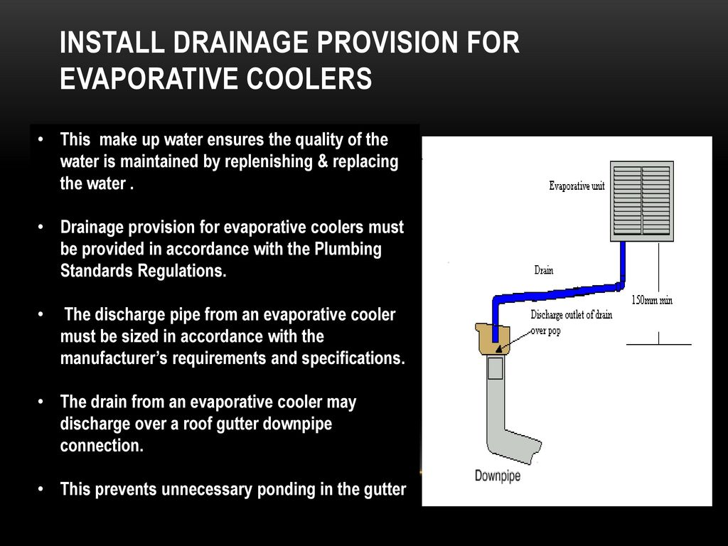 Evaporative Coolers Wiring Diagrams Made Cool Electrical Swamp Cooler Diagram Install And Maintain Cooling Systems Ppt Download Basic Air Conditioning