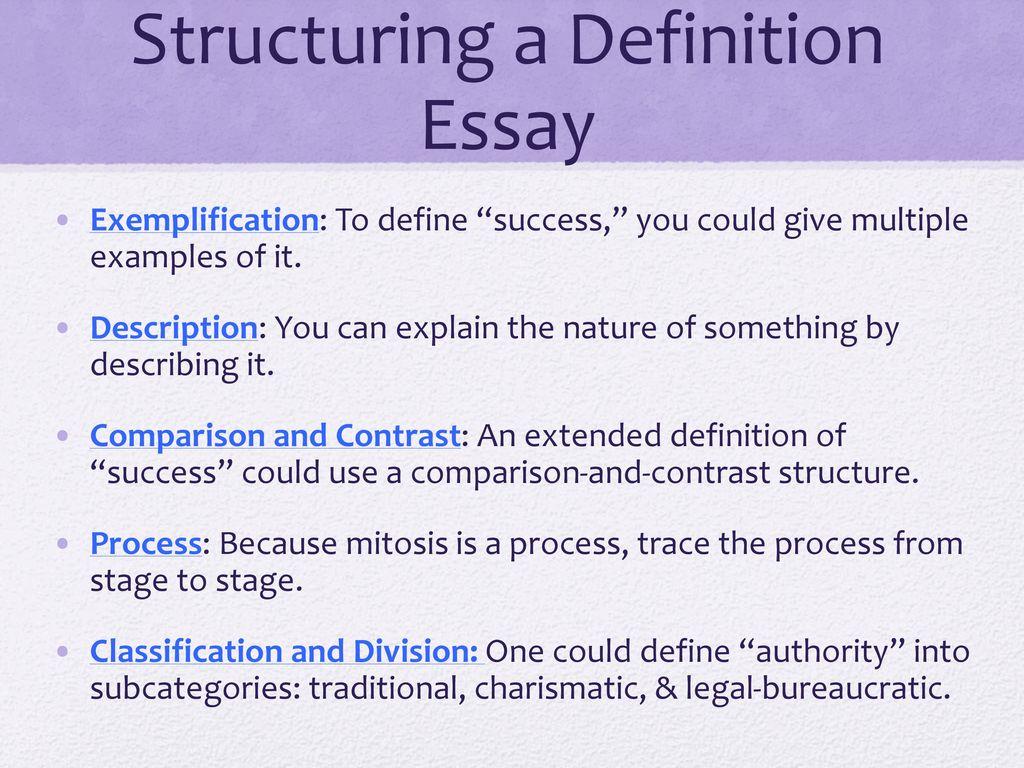 charisma definition essay